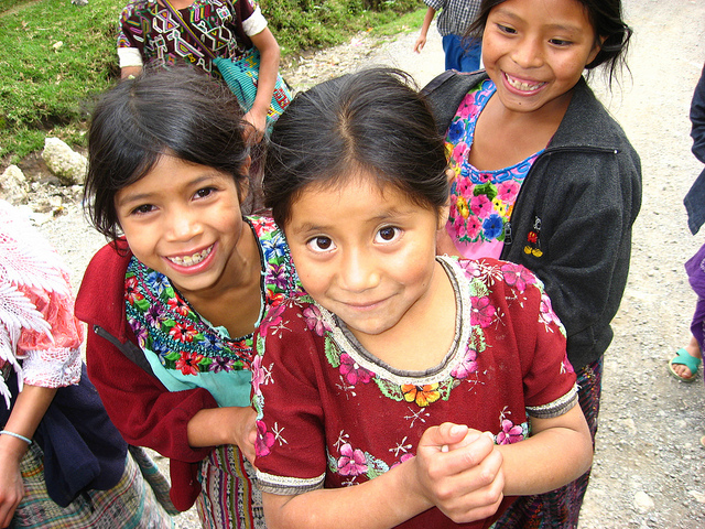 Guate children