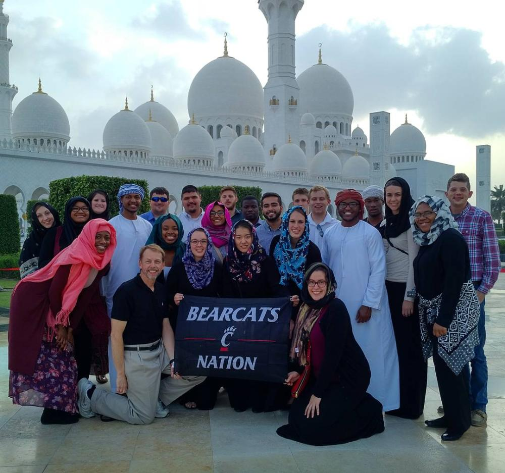 UAE LCB 16FS Grand Mosque