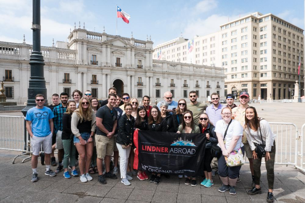 LCB Santiago Group Tour