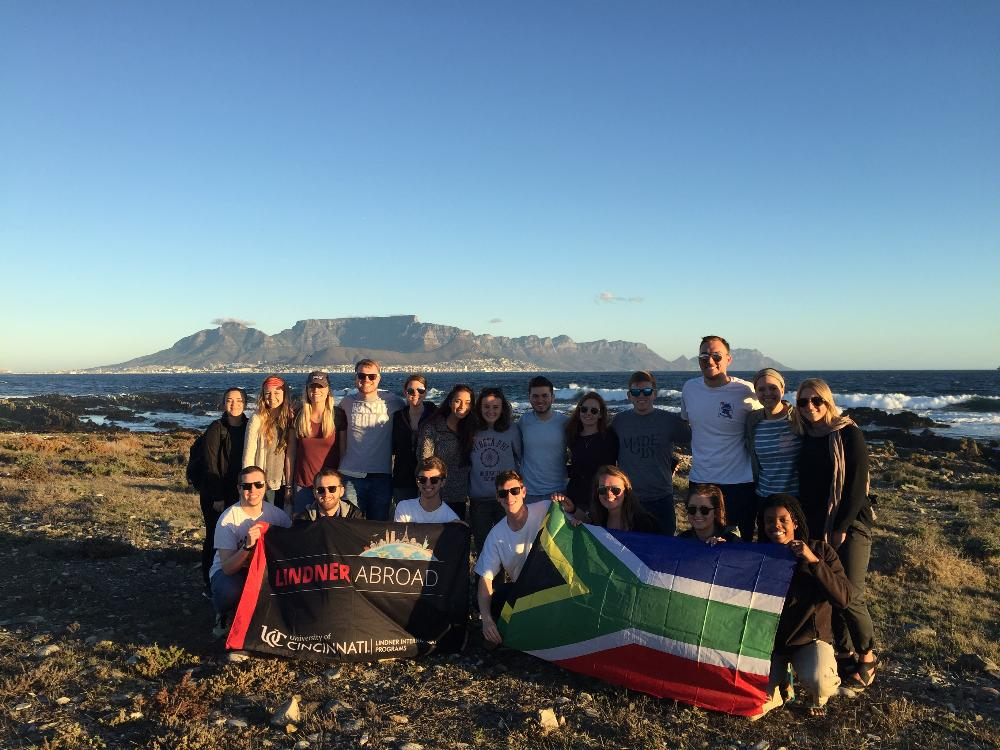 LCB Students in Cape Town